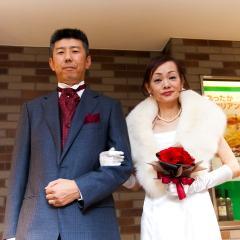由徳さん&春美さん
