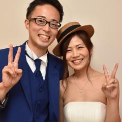 Takahiroさん&Misuzuさん